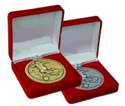 1756 Medal Box 56mm Recess